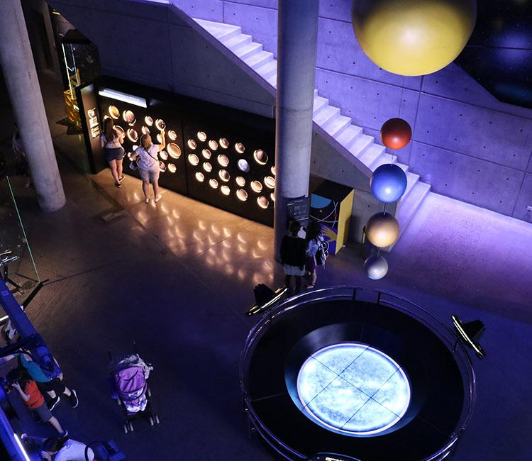 Zona 1 | Redescubriendo el Sistema Solar