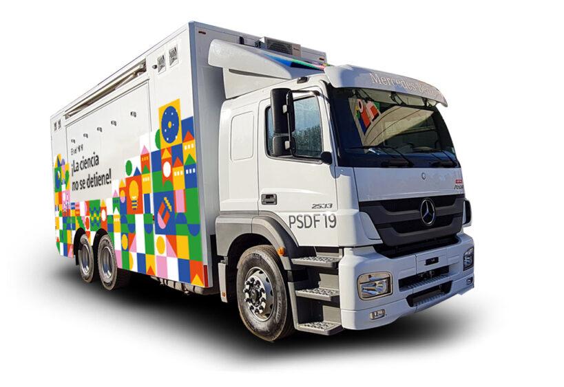 Montaje camión