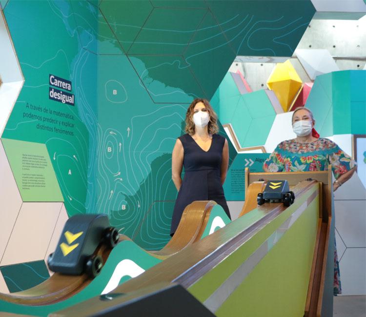 MIM celebra 21 años con inauguración de nueva sala Matemática