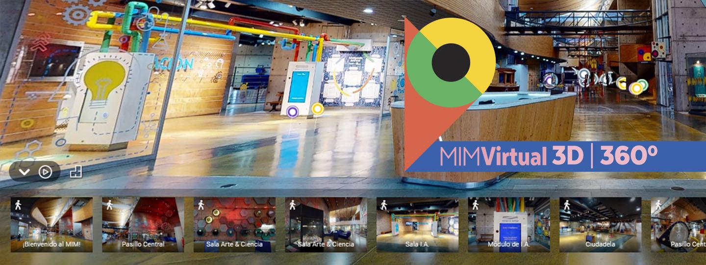 Primera Dama lanza <mark>MIM Virtual</mark>
