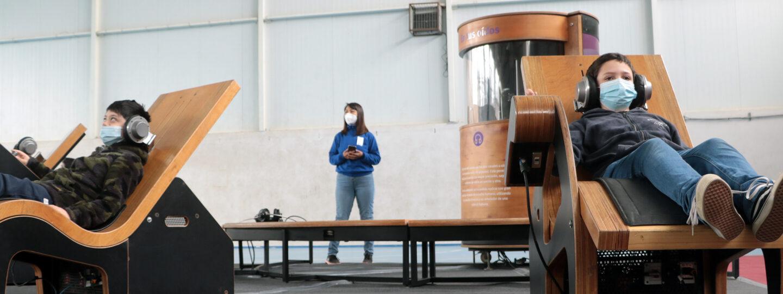 MIM llega por primera vez a Villa Alemana con exposición interactiva que desafía los sentidos